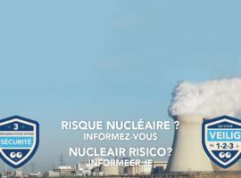 Lancement d'une campagne pour préparer la population à réagir en cas d'accident nucléaire