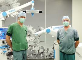 Nieuwe knierobot voor nog accuratere knieprotheses in ASZ