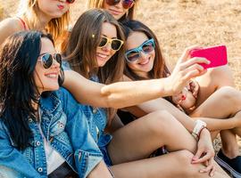 Publication de selfies et augmentation du risque de troubles alimentaires