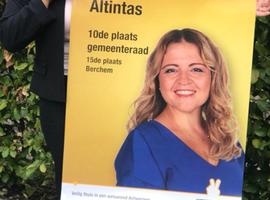 """Sevilay Altintas, N-VA Antwerpen: """"Onderwijs een moeder, en red generaties"""""""