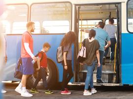 Utiliser les transports en commun augmenterait le risque de cancer du poumon
