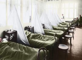 1918: de 'Spaanse griep' barst los in bezet België