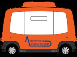 VUB en ULB lanceren vrijdag zelfrijdende shuttlebus op campus Jette
