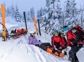 Hausse des accidents de ski lors des vacances de Carnaval (Europ Assistance)