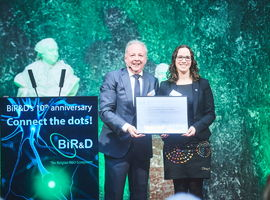 Lien Smeesters (VUB) wint prijs voor optische screening voedselveiligheid