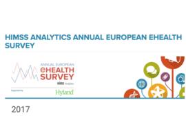 Annual European eHealth Survey 2017: le DPI, priorité n°1 des hôpitaux