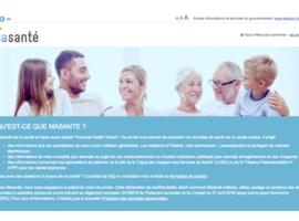 Deux mois après son lancement, de nouvelles possibilités pour le portail Masanté