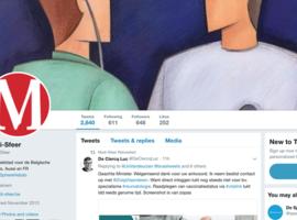 e-Berichten van Medi-Sfeer spraakmakend op Twitter