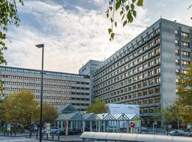 Arrêt de travail spontané de soignants de l'hôpital Erasme à Anderlecht