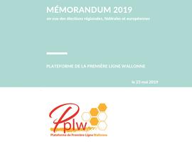 PPLW: 10 priorités pour renforcer la 1ère ligne