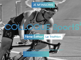7e édition du Colloque SportS2: le triathlon
