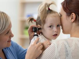 Enkele belangrijke stappen voorwaarts in pediatrische kno