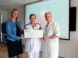 HH-ziekenhuis Lier krijgt officieel Niaz-certificaat