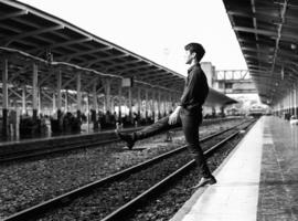 Les suicides sur voie ferrée en Belgique: état des lieux et mesures préventives