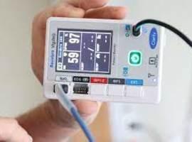 Mini-monitors ontlasten Intensieve zorg zorgpersoneel Covid-19