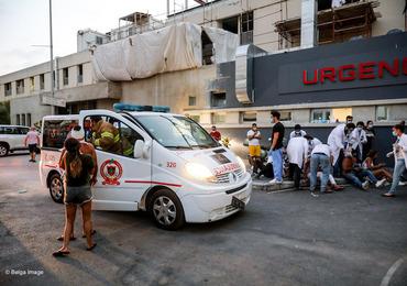 Plus de la moitié des hôpitaux de Beyrouth