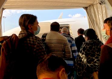 Franse luchthavens testen binnenkort alle passagiers uit risicolanden