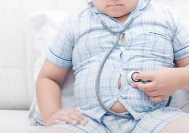 Le nombre d'enfants obèses a décuplé en quarante ans