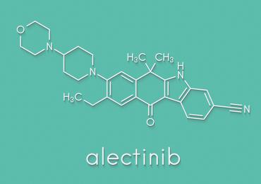 ALEX: un nouveau standard en cas de translocation d'ALK avec l'alectinib?