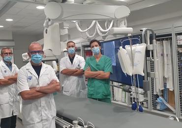 Nieuwe behandeling leverkanker met radioactieve bolletjes bij Aalsterse ziekenhuizen