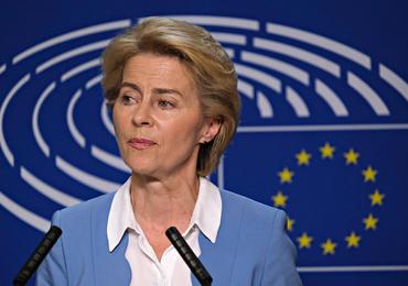 Ursula von der Leyen favorable à l'idée d'un certificat européen de vaccination