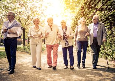 HeiligHartziekenhuis Lier verwent ouderen op dag dementie