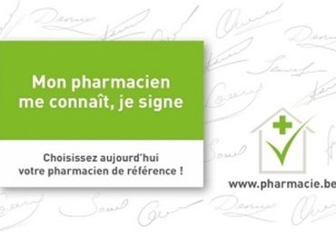 Pharmacien de référence: 96% des pharmaciens inscrits