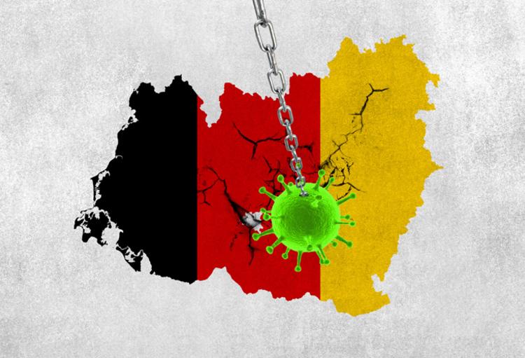 Reproductiegetal Virus Stijgt Fors In Duitsland Na Lokale Uitbraken Pharma Sphere