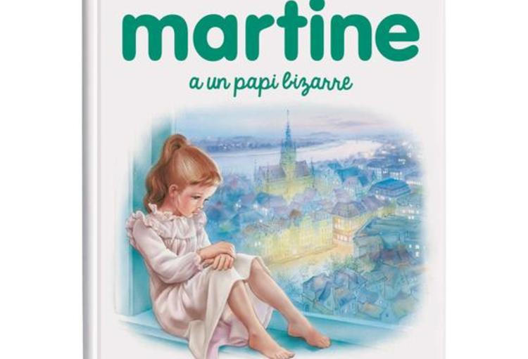 Une Edition Speciale Des Aventures De Martine Pour Soutenir