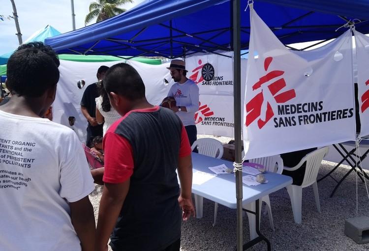 MSF rencontres en ligne