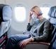 Studie toont aan dat men besmet kan raken op vliegtuig, ondanks voorzorgsmaatregelen