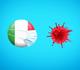 Le nombre de contaminations en hausse en différentes régions italiennes
