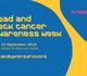 Semaine de sensibilisation aux cancers de la tête et du cou