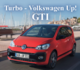 Turbo - Volkswagen Up! GTI Retour aux sources
