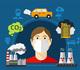 Cancer de la bouche: risque accru avec la pollution de l'air