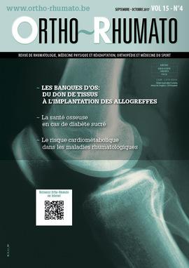 Ortho-Rhumato Vol. 15 N° 4