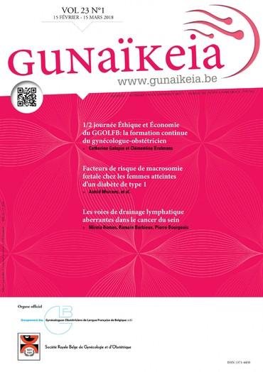Gunaïkeia Vol. 23 N° 1