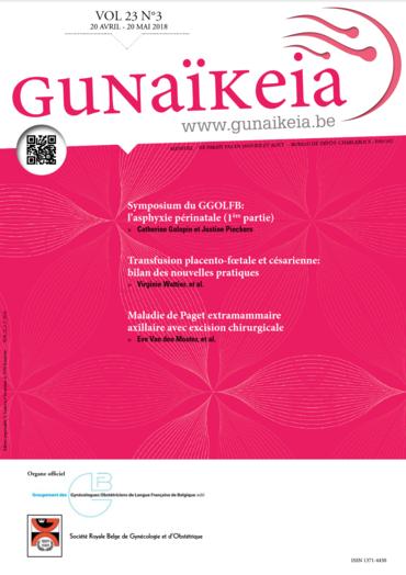 Gunaïkeia Vol. 23 N° 3