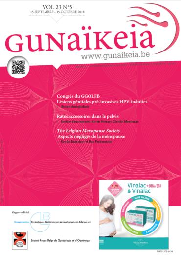 Gunaïkeia Vol. 23 N° 5