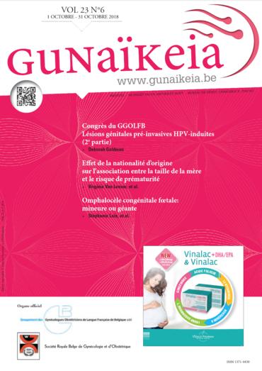 Gunaïkeia Vol. 23 N° 6