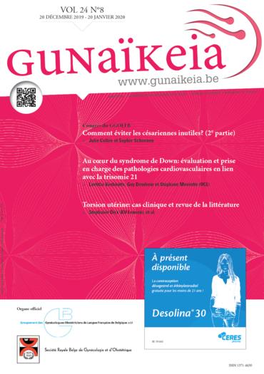 Gunaikeïa Vol. 24 N° 8