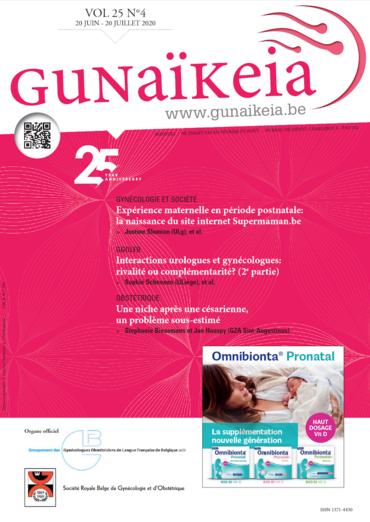Gunaïkeia Vol. 25 N° 4