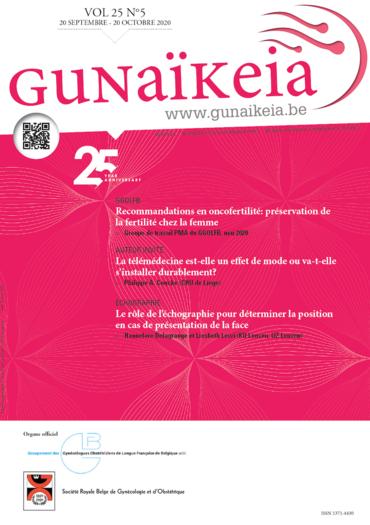 Gunaïkeia Vol. 25 N° 5