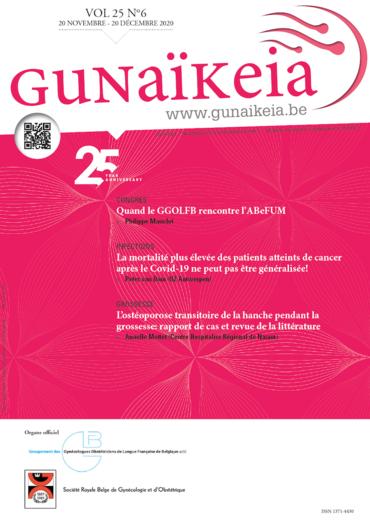 Gunaïkeia Vol. 25 N° 6
