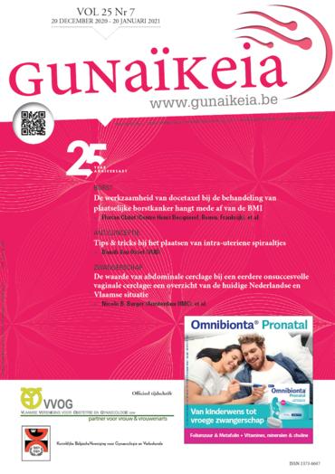Gunaïkeia Vol. 25 Nr 7