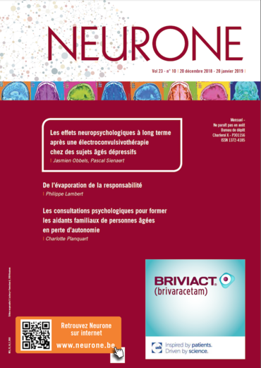 Neurone Vol. 23 N° 10