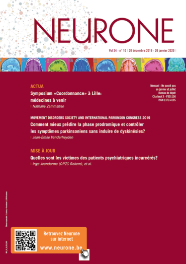 Neurone Vol. 24 N° 10