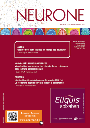 Neurone Vol. 24 N° 1