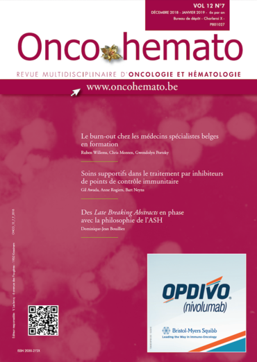 OncoHemato Vol.12 N° 7
