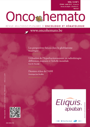 OncoHemato Vol.13 N° 1